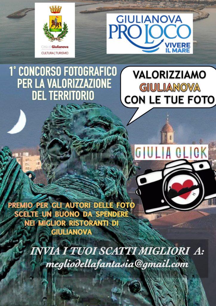 """Giulianova. """"Giulia Click"""" e """"Ristoranti di Giulianova"""", un progetto per la nostra città."""
