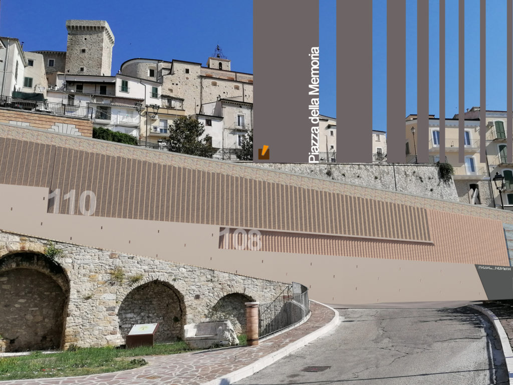 Casoli città della memoria. Un'imponente opera architettonica unica in Europa per ricordare l'internamento civile fascista (1940-1943) e la Shoah