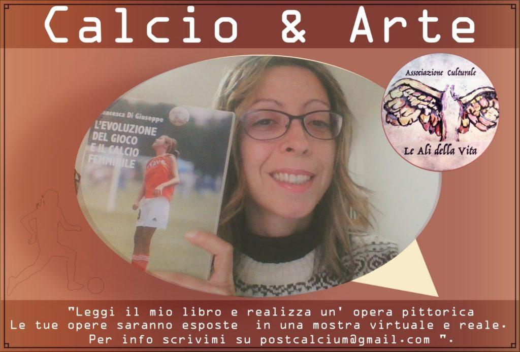 Pescara. Contest di pittura: quando il calcio incontra l'arte