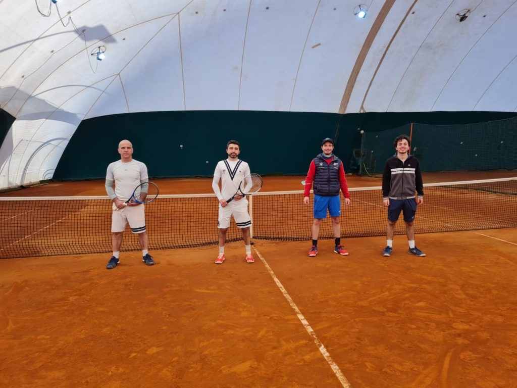 All'emergente Francesco Cordoni il 7° Torneo Nazionale di Tennis Natale 2020
