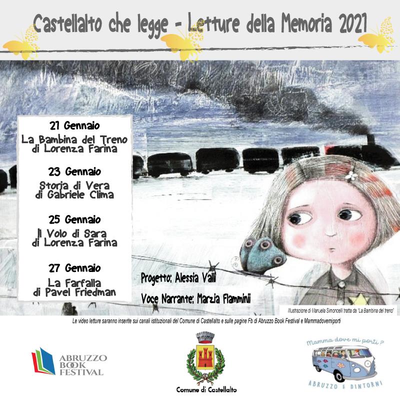 Castellalto. Valeria Manelli (Assessore alla Cultura): letture della Memoria
