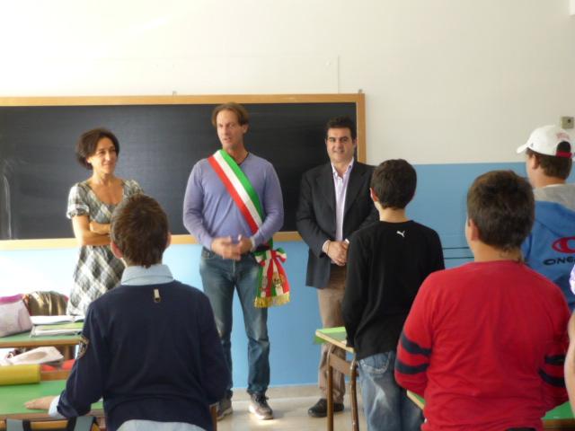 sindaco e scuole 1