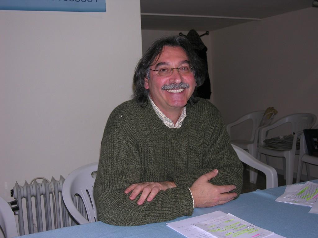 Il consigliere comunale ed ex sindaco Franco Arboretti
