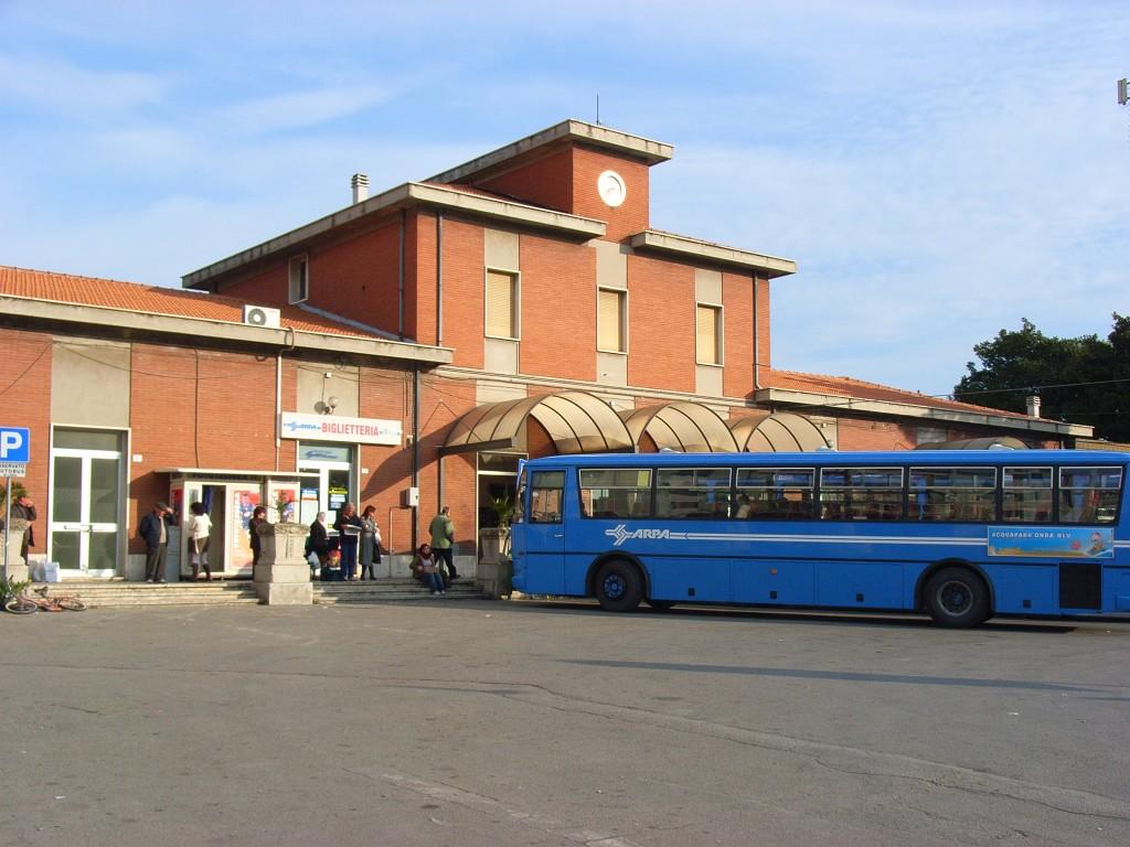 Archivio Foto Stazione e ARPA