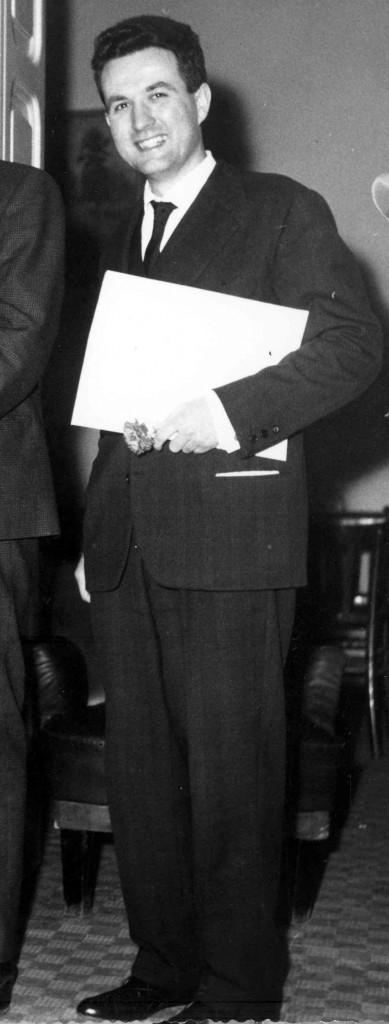 1962. Giammario Sgattoni (Garrufo, 1931-Teramo, 2007).