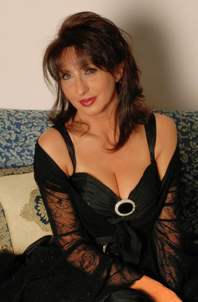 l'attrice, scrittrice e pianista Daniela Musini