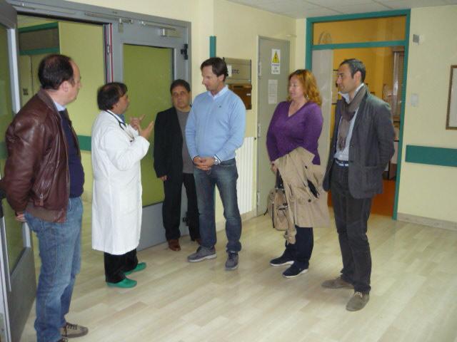 ARCHIVIO visita sindaco in ospedale 2
