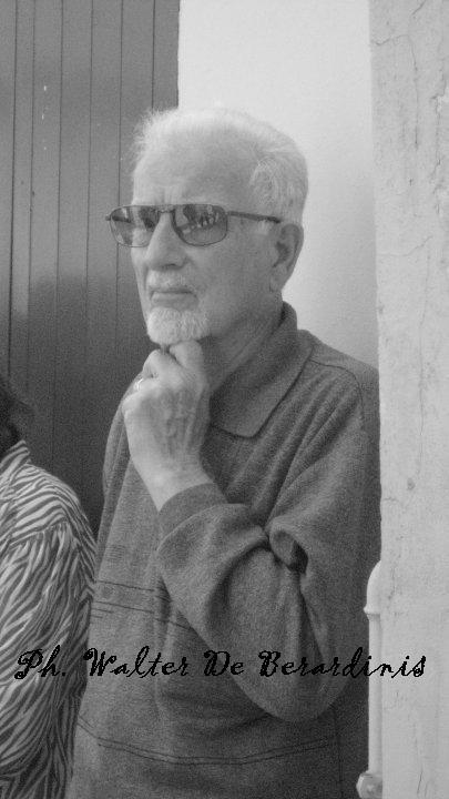 Domenico Trifoni, foto Walter De Berardinis