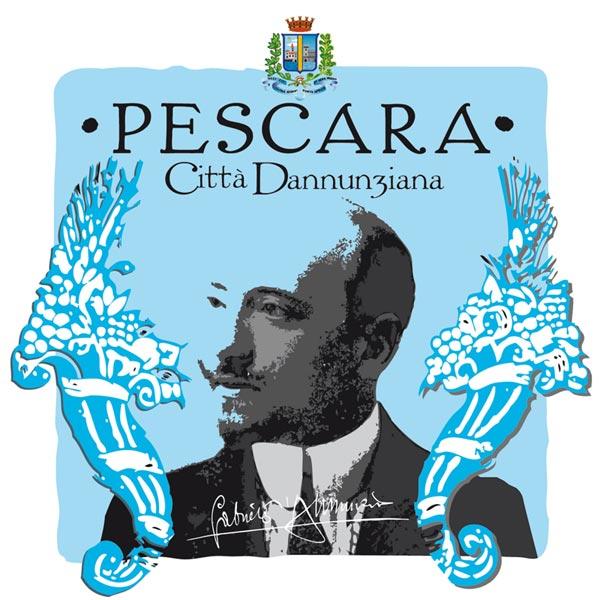 Logo Città di Pescara Gabriele D'Annunzio