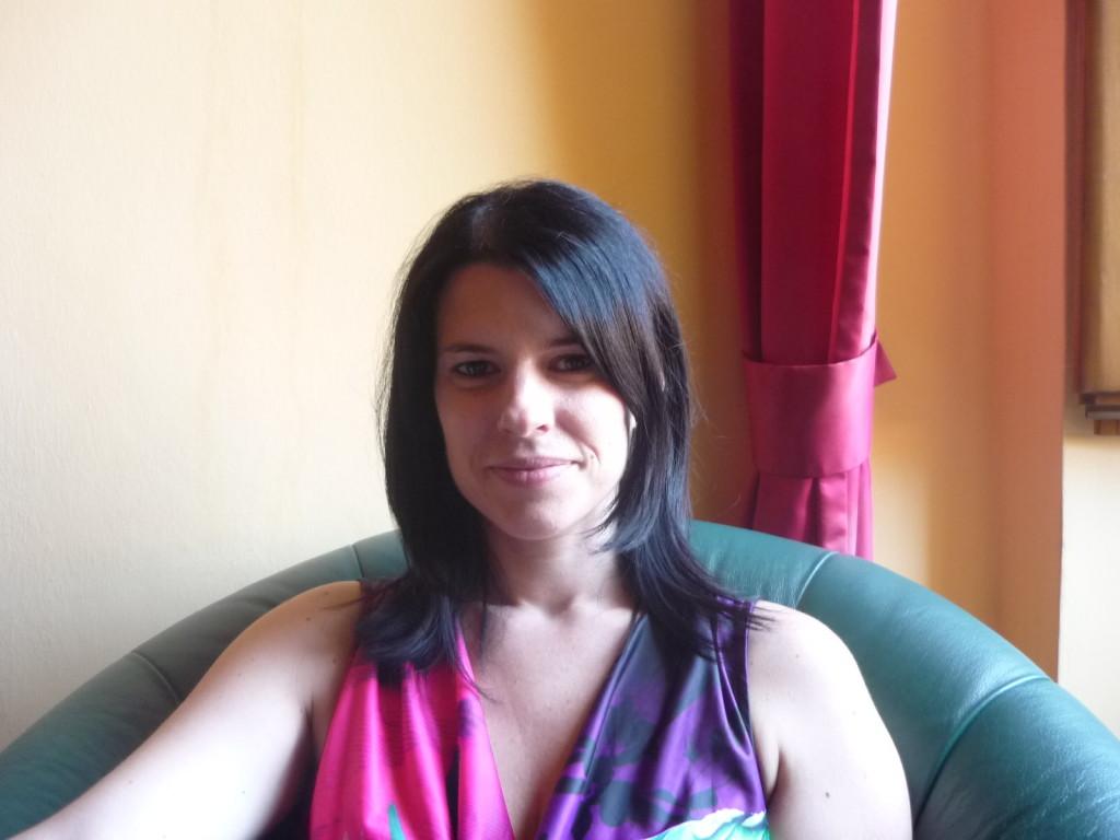 L'Assessore, Katia Verdecchia