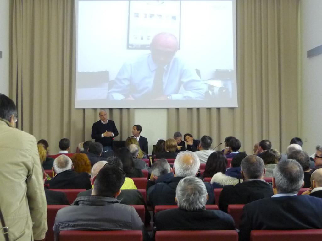 Conferenza-dibattito Sala Buozzi