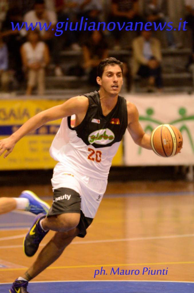 Basket Giulianova Foto Archivio. (C) Ph. Mauro Piunti per www.giulianovanews.it  Ph. Archivio