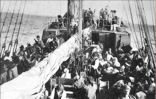emigrantisuponteterzaclasse