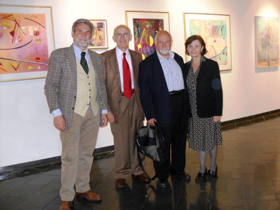 Palmerini Con Corrado e Diana Iovenitti
