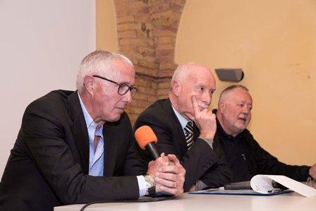 Franco Tancredi, Ludovico       Raimondi e Alfredo Barnabei