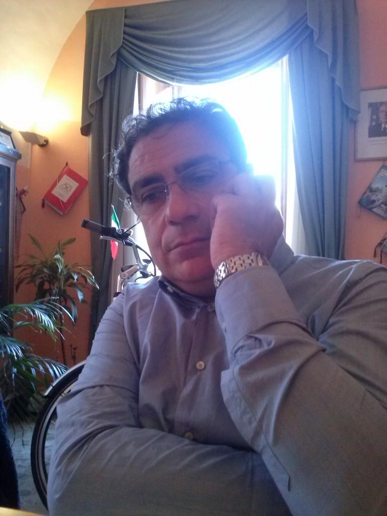 Assessore Pierangelo Guidobaldi