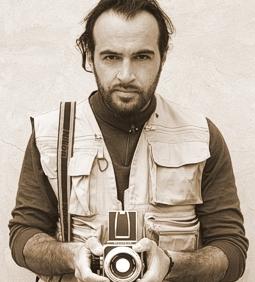 Marco Calvarese, giornalista e fotografo