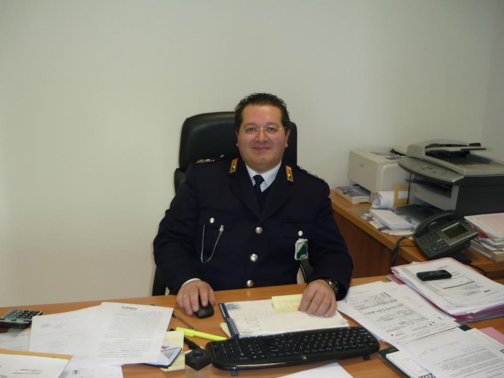 comandante Roberto Iustini