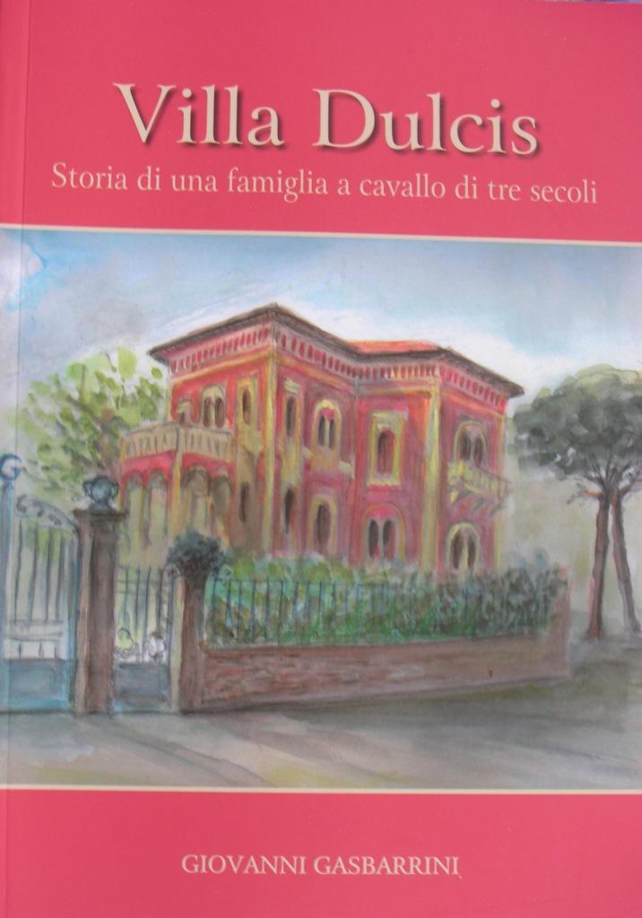 Villa Dulcis - copertina Giovanni Gasbarrini