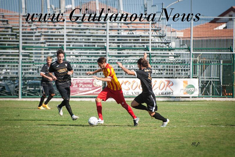 Mauro Piunti Calcio Giulianova