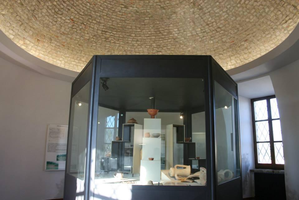 Interno Museo Archeologico