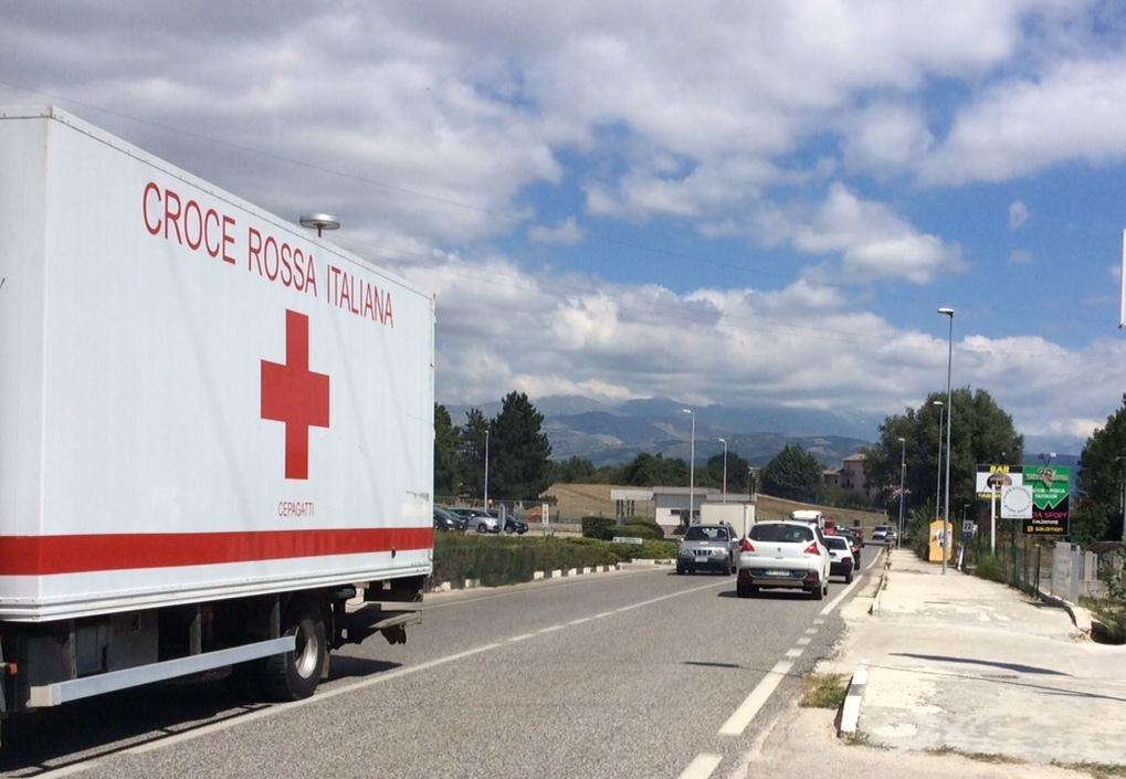 Colonna  Mobile Protezione Civile Abruzzo 4