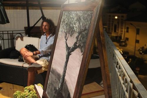 """Giulianova. Il """"nostro"""" Edo vince il concorso """"Sweet Art Murales"""" di Porretta Terme"""