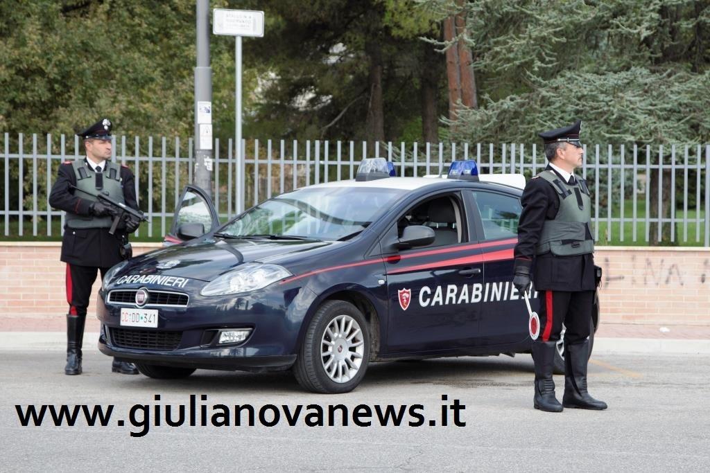 Roseto degli Abruzzi. Carabinieri: derubata una donna mentre andava in bicicletta.