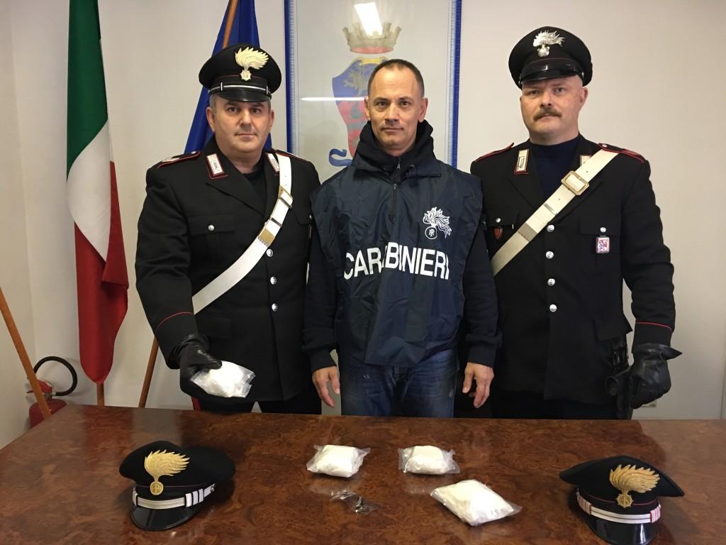Giulianova. Droga: salto di qualità del mercato locale. Altri arresti da parte dei Carabinieri.
