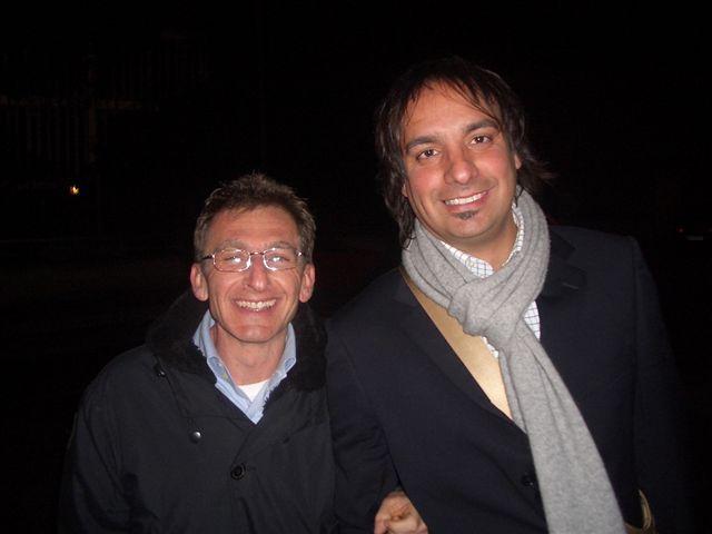Sandro Galantini e Fabrizio Di Bonaventura