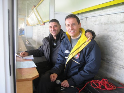 Walter De Berardinis e Alfredo Cerasari (www.giulianovanews.it)