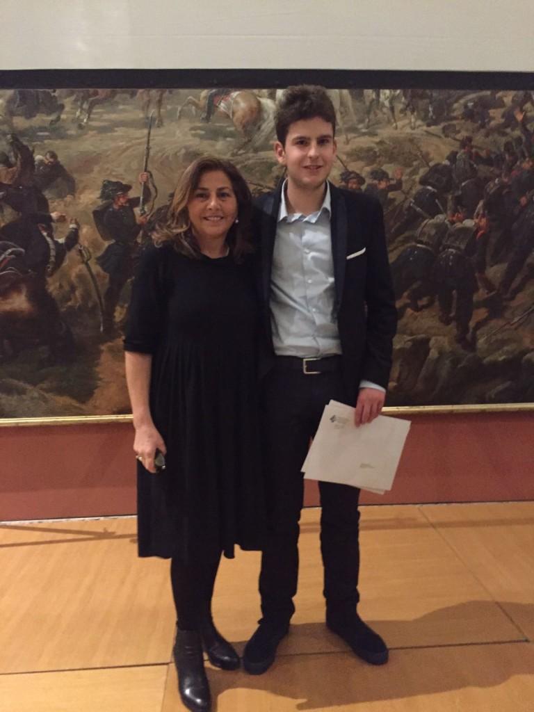 Torino. Andrea Ciprietti del Liceo Scientifico Curie di Giulianova vince le Olimpiadi di Matematica e le Olimpiadi di Informatica.