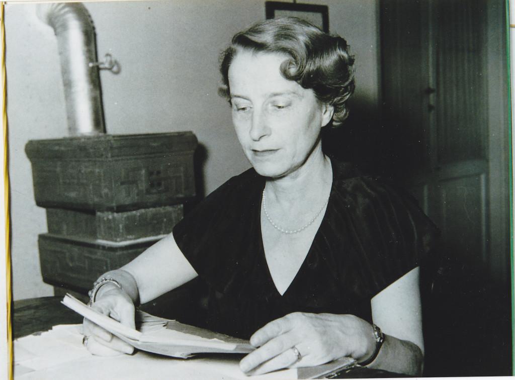 la scrittrice Fausta Cialente.jp