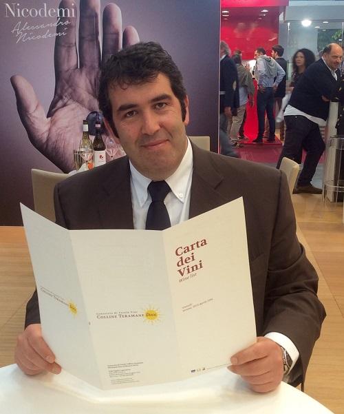 Presidente Colline Teramane Docg Alessandro Nicodemi