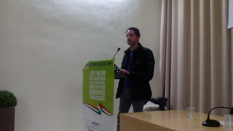 Prof. Andrea Palandrani foto Walter De Berardinis