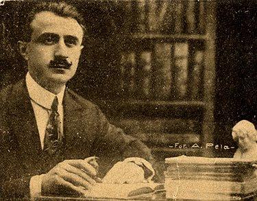 Il papà di Lino Manocchia, Francesco Manocchia