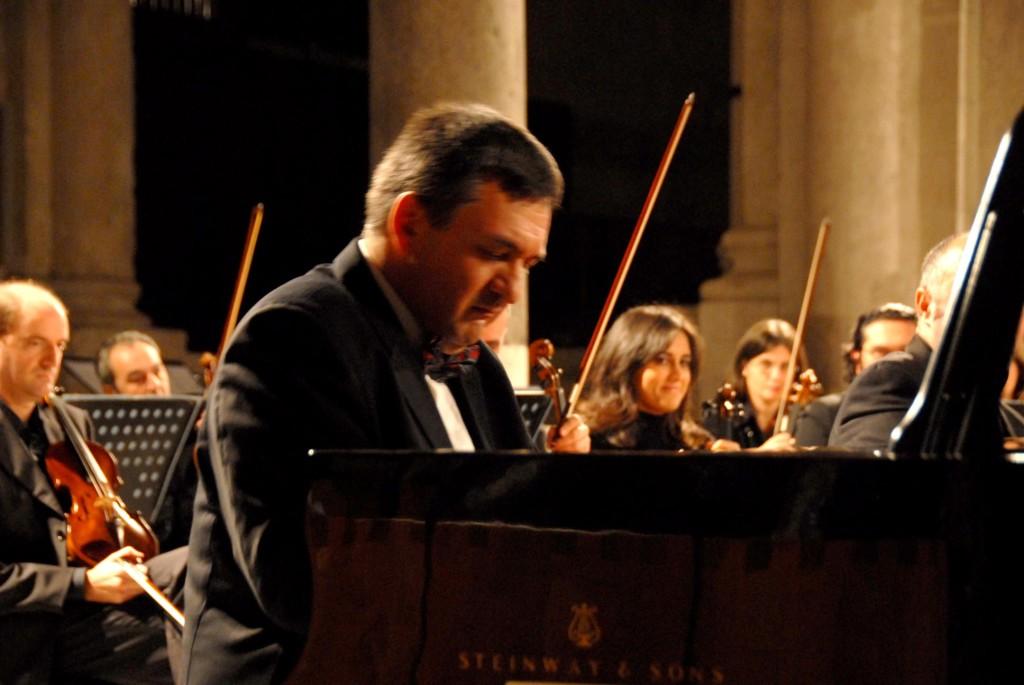 Piero Di Egidio, direttore artistico della manifestazione.