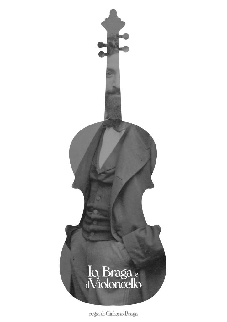 Io, Braga e il violoncello, docufilm di Giuliano Braga