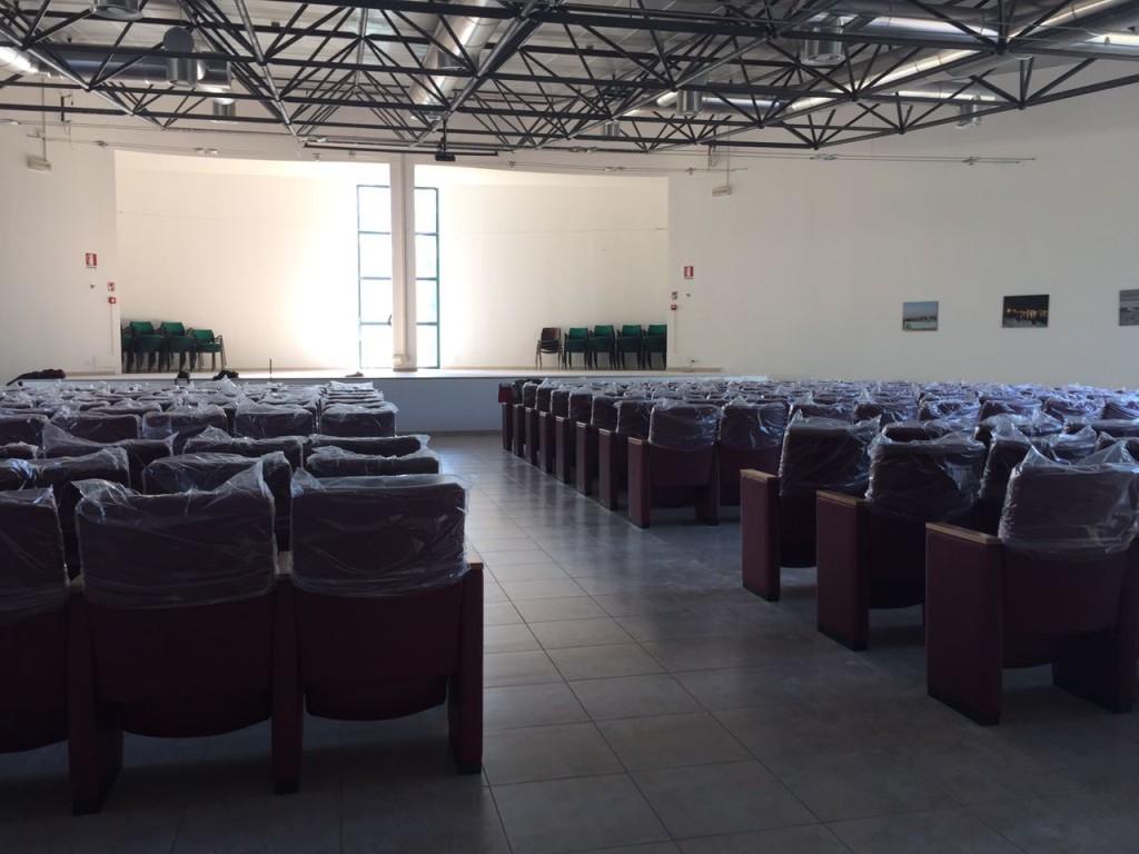 Nuovo Auditorium Centro socio culturale Annunziata