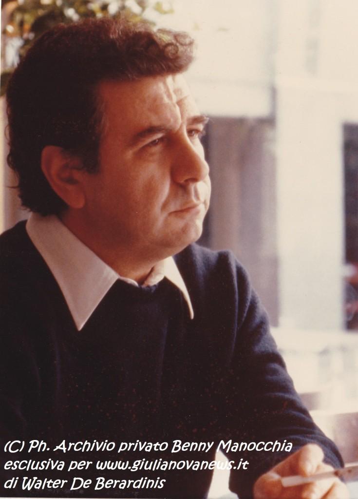 Giulianova. E' morto Benny Manocchia, il decano dei giornalisti giuliesi all'estero.