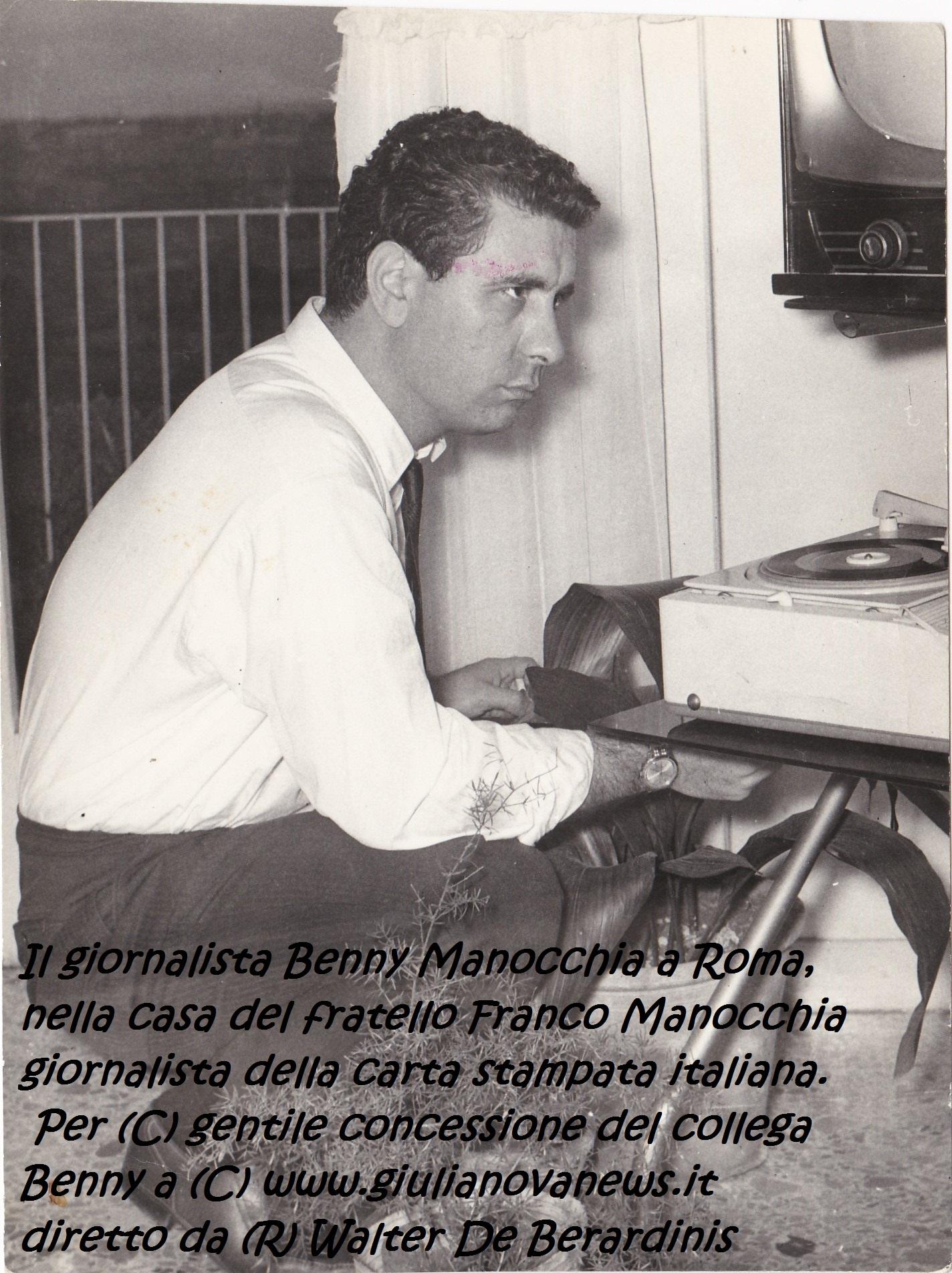 Usa benny manocchia la dura vita del direttore di una for Franco casa piani di betz