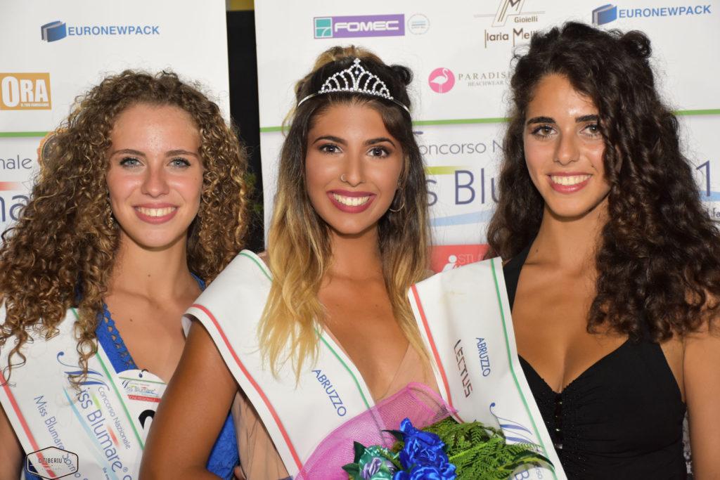 """Giulianova. MissBlumare Abruzzo 2017 – Giulianova Notte Bianca: Trionfo per la """"Baywatch"""""""