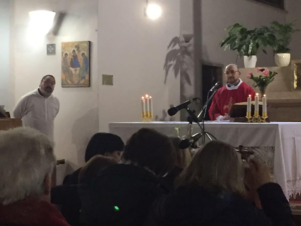 Giulianova. Parrocchia San Flaviano: è scomparso il fratello Roberto Gambacorta