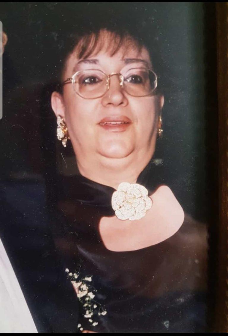 Giulianova. Lutto: scompare Claudia Ariozzi.