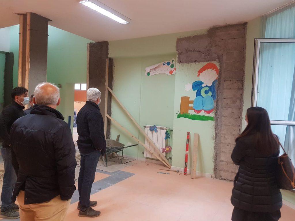 """Giulianova. Rinviata l'inaugurazione del rinnovato nido """"Le Coccinelle"""""""