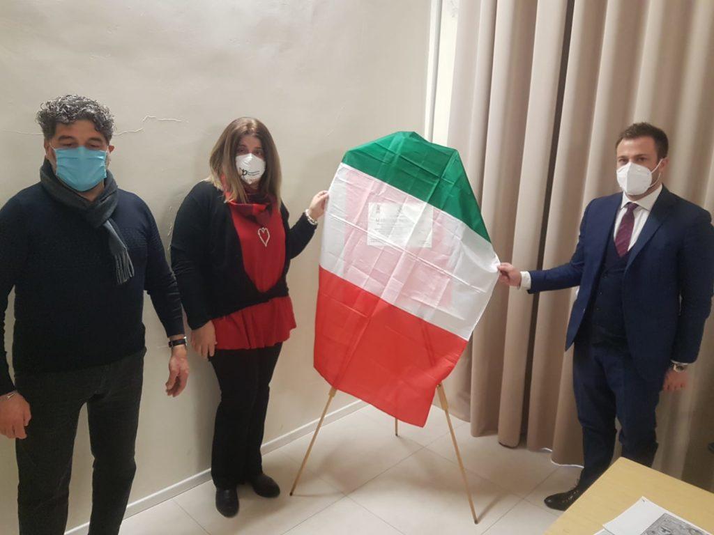 La Città di Giulianova ricorda il coraggio di Margarete Wagner con una targa commemorativa