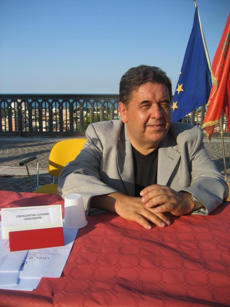 Giulianova. Proclamato il lutto cittadino per la scomparsa di Luciano Crescentini