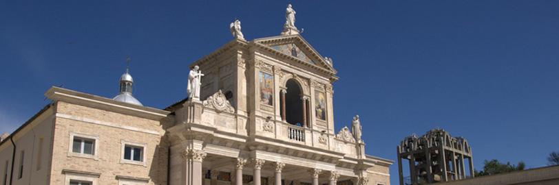 San Gabriele. Festa di San Paolo della croce, fondatore dei Passionisti