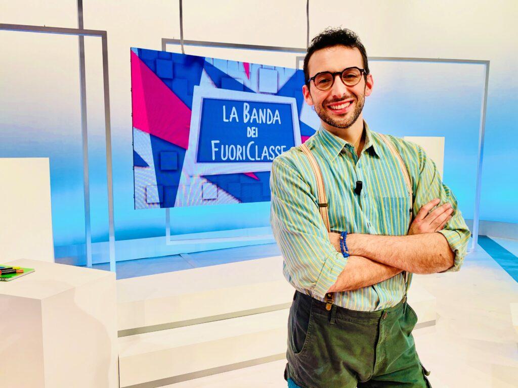 RAI GULP – La Banda dei FuoriClasse – lunedì 10 maggio puntata dedicata all'ABRUZZO