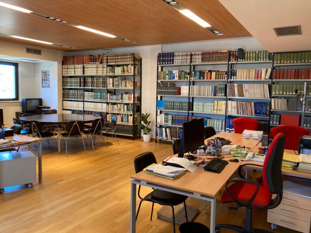Giulianova. Riapre la Biblioteca dell'Agenzia di Promozione Culturale della Regione Abruzzo
